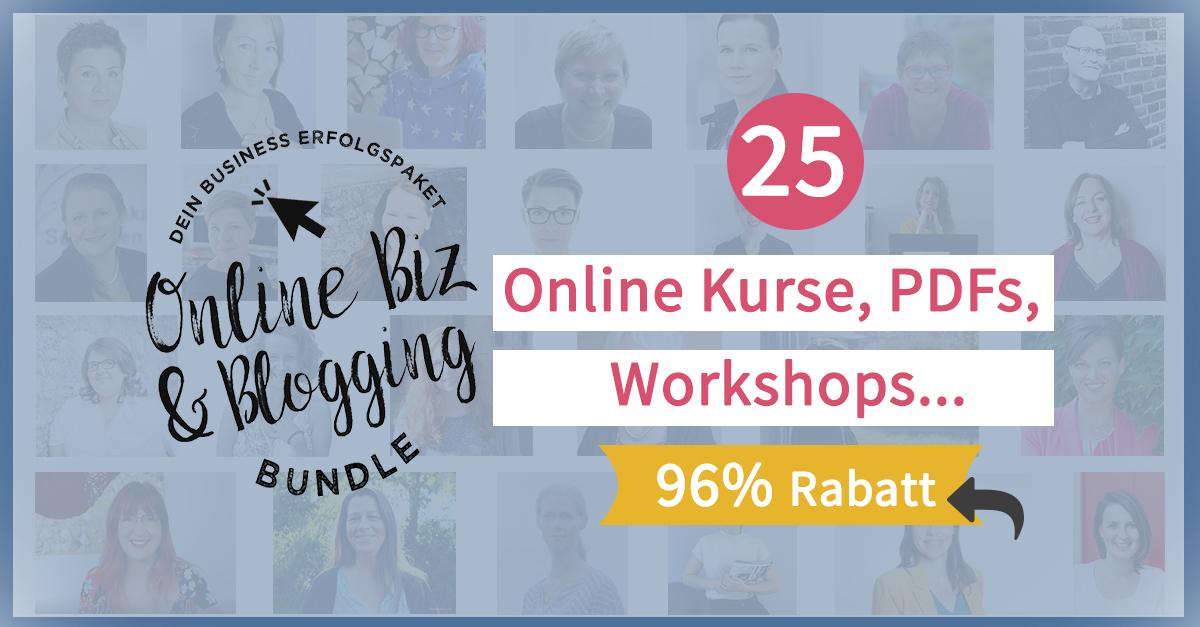 Online Biz & Blogging bundle