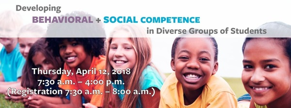 Developing Behavioral and Social Competence in Diverse Groups of Students