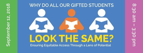 Graphic: Why do all gifted students look the same?
