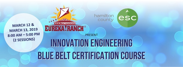 Graphic: Innovation Engineering - Blue Belt