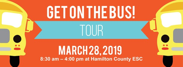 Graphic: Get on the Bus Tour!