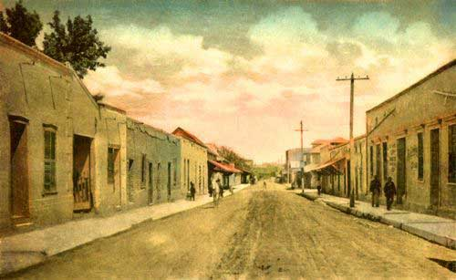 Tucson Arizona 1908 Postcard
