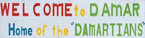 Welcome to Damar Kansas
