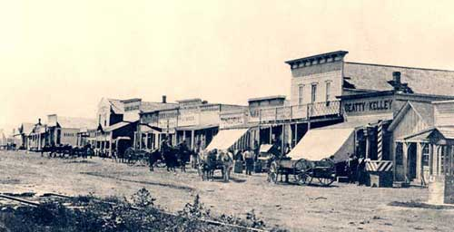 Dodge City 1875