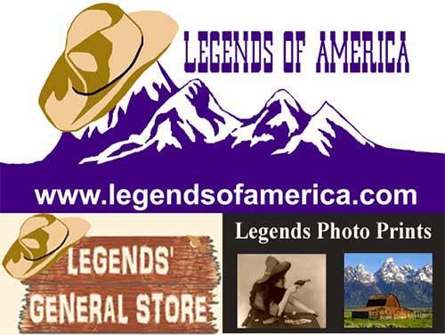Legends' ecommerce