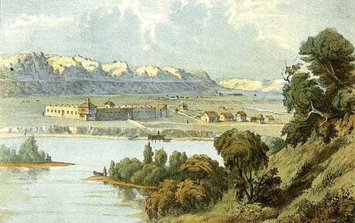 Prairie du Chien, 1830s