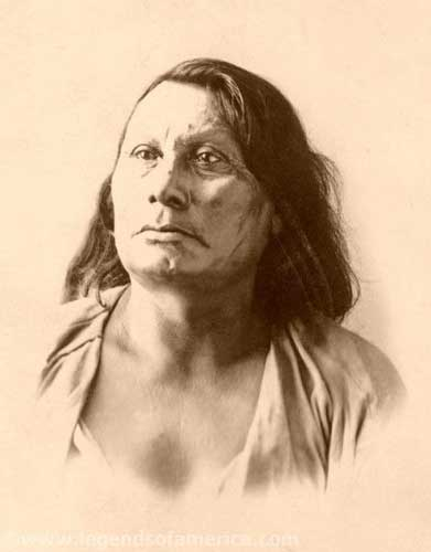 Sioux Chief Gall