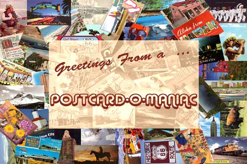 Postcards from LOA