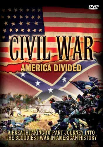 Civil War - America Divided DVD 10 part series