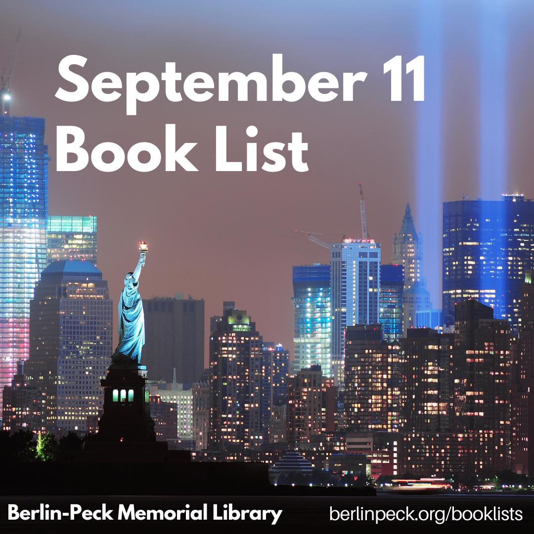 September 11 Book List