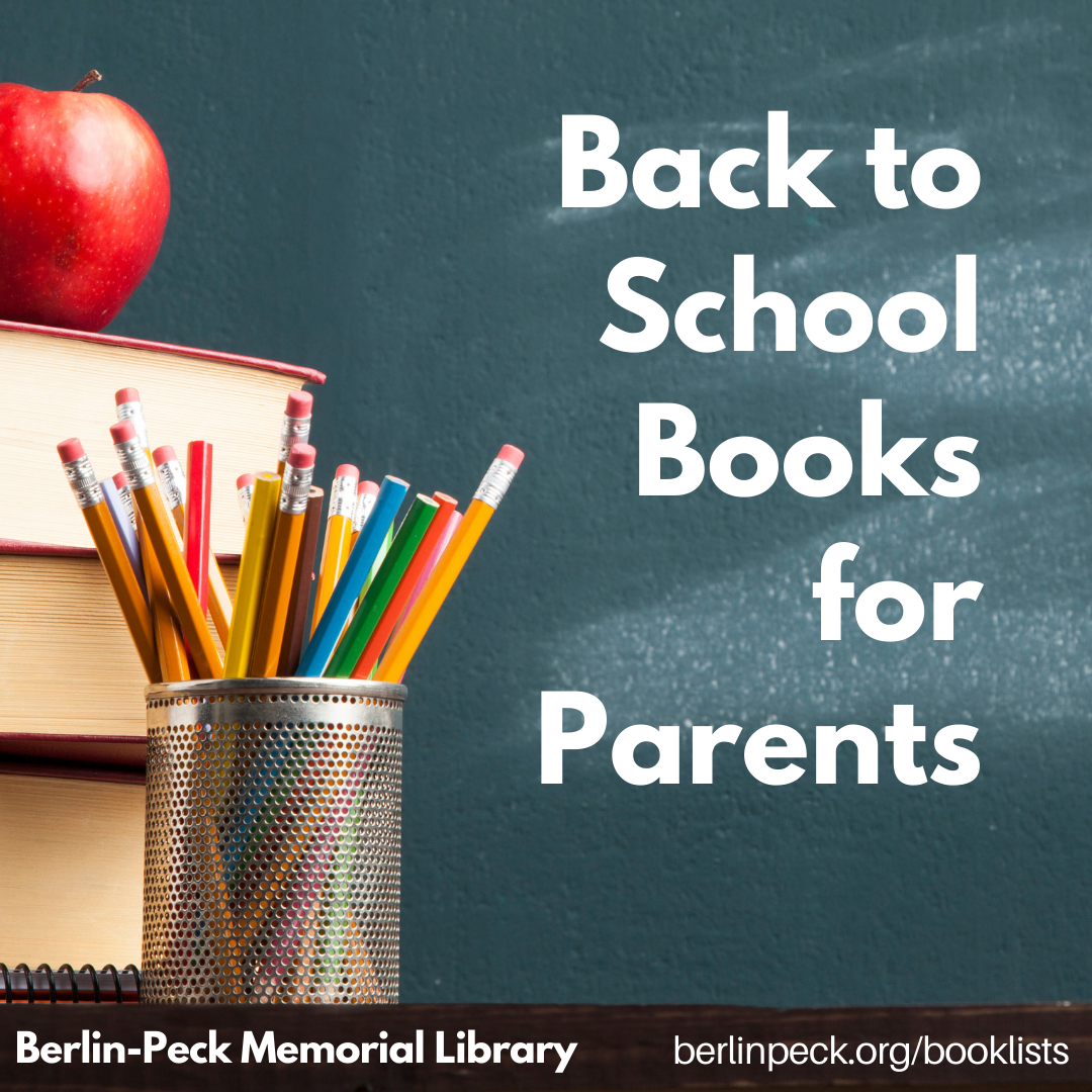 Back to School Books for Parents Booklist
