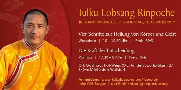 Tulku Lobsang Rinpoche