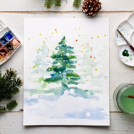 Christmas cards by ALPE
